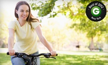 Bicycle Rental for Two Hours, Four Hours, or a Full Day from Central Park Bike Rental (Up to Half Off)