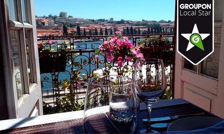 Fish Fixe — Cais da Ribeira: menu português para duas pessoas junto ao Douro por 49€