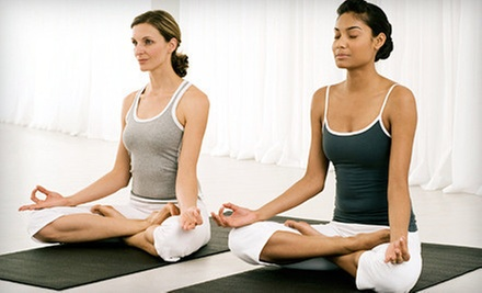 $49 for 10 Yoga, Pilates, or Fitness Classes at Pure Wellness (Up to $120 Value)