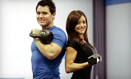 21-Day Fat-Loss Program or Six-Week Body-Transformation Package at Thompson Fitness (Up to 74% Off)