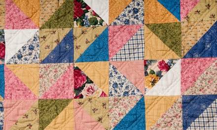 $16 for $30 Worth of Fabrics at Piece Makers Quilt Shop