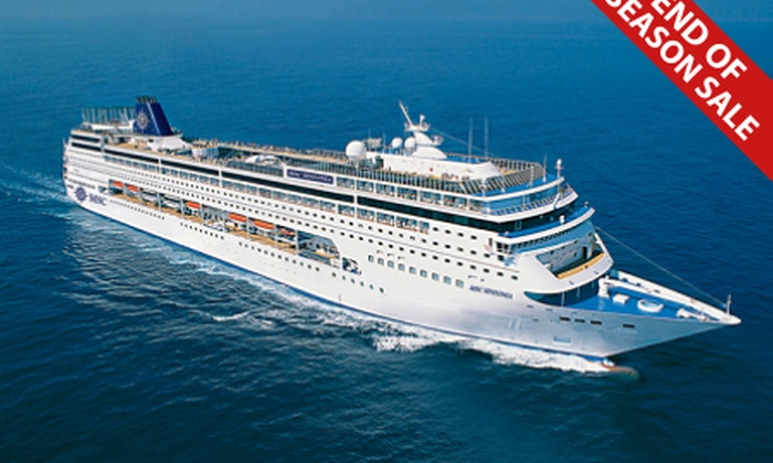 MSC Cruises: From Cape Town to Mossel Bay for Two Aboard the MSC Sinfonia