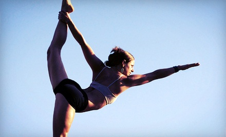 $45 for One Month of Unlimited Bikram Yoga Classes at Bikram Yoga Santa Barbara ($175 Value)