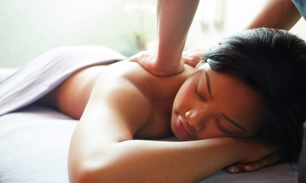 One or Two 60-Minute Massages or Massage with Energy Reading from James Jacoby, LMT (Up to 56% Off)