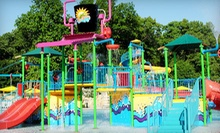 Summer Outing for Two or Four at Turtle Splash Water Park in West Chicago (Up to Half Off)