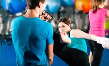 One or Three Months of Unlimited Kettlebell and Kickboxing Classes at Team Strength BJJ (Up to 75% Off)