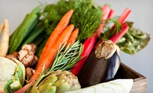 $15 for $30 Worth of Organic Groceries at Back to Earth