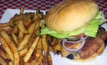 C$15 for Four Burger Meals with One Side of Fries, Onion Rings, or Salad at Norma Jean's (Up to C$31.96 Value)