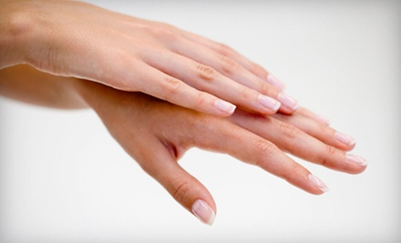 One, Three, or Five UV Gel-Polish Manicures at Studio U Salon & Spa in Waxhaw (Up to 68% Off)