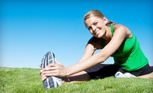 10 or 20 Boot-Camp Classes at Total Body Fitness (Up to 63% Off)