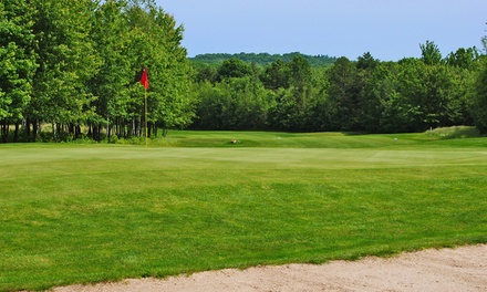 Golf and Cart for Two or Four at Sanford Country Club (Up to 51% Off)