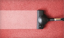 Cleaning of Carpet in Two or Three Rooms, or of Three-Seat Couch from Sears Carpet &amp; Upholstery Cleaning (Up to 54% Off)