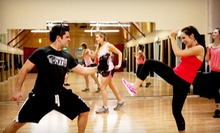 10 Boot-Camp or Cardio-Kickboxing Classes or One Month of Unlimited Classes at Herbivore Athletics (71% Off)