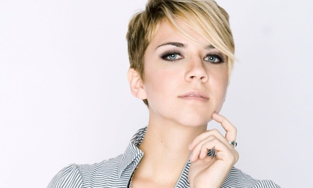 Haircut and Style with Conditioner, Highlights, or Color at Kelley at Frederick Michael Salon (Up to 64% Off)