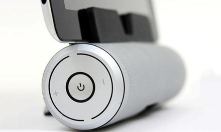 Definitive Technology Sound Cylinder Bluetooth Tablet/Smartphone Speaker