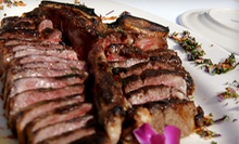 $30 for $60 Worth of Aged Steaks, Seafood, and Wine at Pace's Steak House