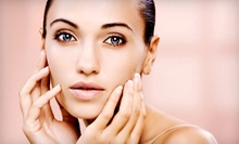 One or Three Organic Custom Facials at Wax Hair Removal Bar (Up to 56% Off)