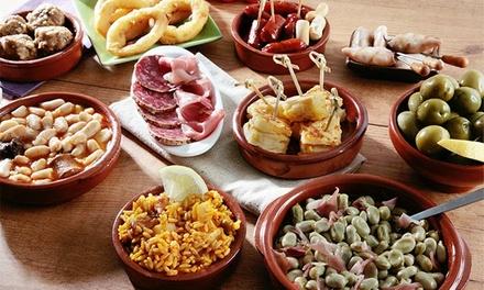 A Tendinha — Matosinhos: menu de tapas para duas ou quatro pessoas desde 19,90€