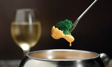 Three-Course Fondue Dinner with Wine for Two, Valid Sunday–Thursday or Any Day at The Melting Pot (Up to Half Off)