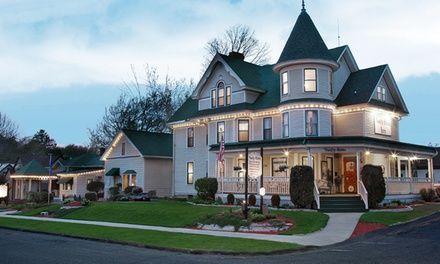 1- or 2-NIght Stay for Two at Westby House Inn in Wisconsin