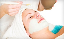 One, Three, or Five Microdermabrasions with Micropeels and Upper-Body Massages at SkinFixSpa (Up to 74% Off)