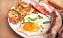 Classic American Food at David's Deli &amp; Restaurant (Up to 60% Off). Two Options Available.