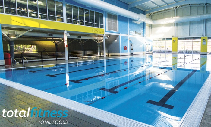 Total Fitness Teesside Deal Of The Day Groupon Teesside
