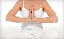 One or Three Vinyasa Flow Yoga Classes at Tsubo Chicago (Up to 56% Off)