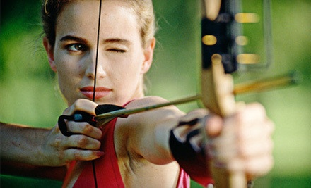 Archery Session with Tutorial and Gear Rental for Two or Four at Trader Jans Archery Pro-Shop (Up to 56% Off)