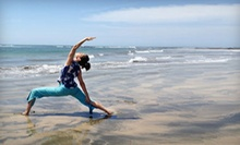 10 Christian Yoga Classes or One Month of Unlimited Classes at Living Waters Yoga (Up to 87% Off)