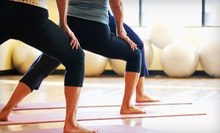 10 or 20 Yoga Classes at Bliss Yoga Studio (Up to 83% Off)