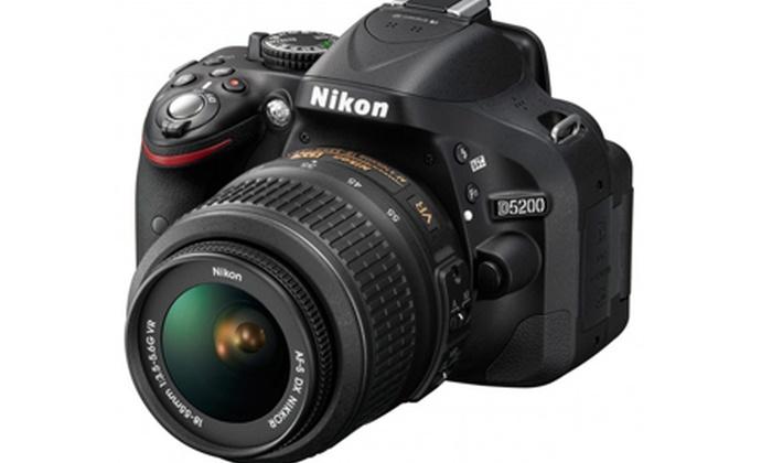 Groupon Goods Global GmbH: Obiettivi e reflex Nikon a scelta tra diversi modelli da 109,90 € (sconto fino a 29%)