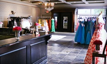 Three-Day Designer Dress Rental with Optional Accessories from Couture House Rentals (51% Off)