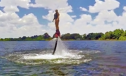 Up to 79% Off Flyboarding and Hoverboarding at Orlando Fly Sports .com
