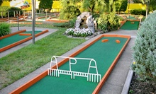 Four or Eight Games of Putt-Putt Golf at Putt-Putt Golf and Games in Clifton Heights (Up to 54% Off)