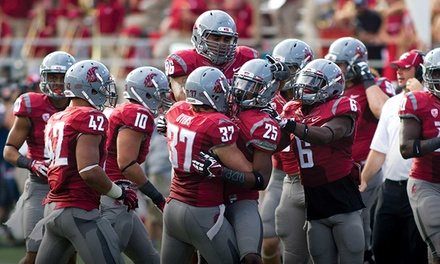 $15 to See a Washington State University Football Game Against Rutgers at CenturyLink Field on August 28 ($30.03 Value)