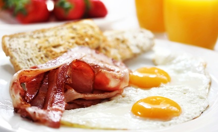 $12 for Four $5 Vouchers for Breakfast at Le Peep (Up to $20 Total Value)