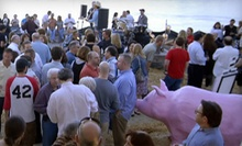 $20 for Admission to The Bacon Ball hosted by Louisville Visual Art Association (Up to $40 Value)