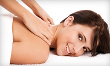 One, Two, or Three Relaxation Massages with Mini Facials at Crave Massage (Up to 65% Off)