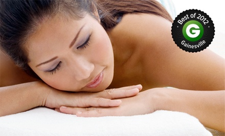 Chiropractic Massage Package at Core Family Health and Wellness (Up to 90% Off). Three Options Available.
