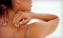 $25 for a Chiropractic Exam, Consultation, and Four Adjustments at Simply Chiropractic ($100 Value)