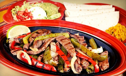 Mexican Food for Lunch or Dinner at Mi Ranchito Grill (Half Off)