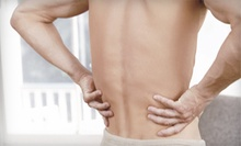 $29 for a Consultation and Three Spinal-Decompression Treatments at HealthMedica Canada - Kitchener ($442.50 Value)