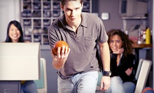 $19 for Two Hours of Candlepin Bowling for Six with Shoe Rental at Timber Lanes ($60 Value)