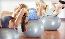 10 Fitness Classes or One Month of Unlimited Fitness Classes at TriQFit (Up to 71% Off)