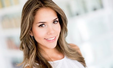 Haircut with Deep Conditioning, Partial Highlights, or Balayage Color at Raquel Kiss at Sol Salon (Up to 66% Off)