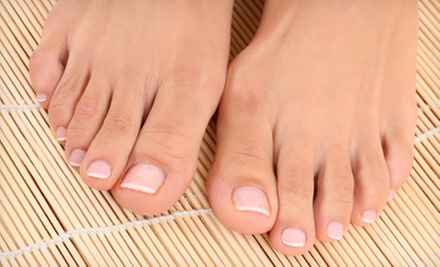 Laser Nail-Fungus Treatment for One or Both Feet at Look Young Atlanta (Up to 67% Off)