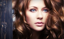 Haircut, Conditioning, Blow-Dry, and Style with Partial or Full Highlights at Luscious Locks (Up to 67% Off)