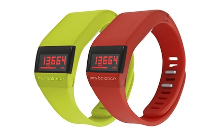 New Balance BodyTRNr Sports Monitor Watch