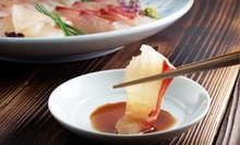 Six-Course Japanese Dinner for Two or Four at Shima Sushi (Up to 52% Off)